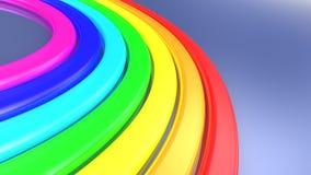 вектор костюмов радуги illustratin предпосылки безшовный wallpaper наилучшим образом Стоковая Фотография RF