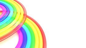 вектор костюмов радуги illustratin предпосылки безшовный wallpaper наилучшим образом Стоковые Фото