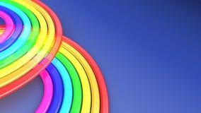 вектор костюмов радуги illustratin предпосылки безшовный wallpaper наилучшим образом Стоковые Изображения RF