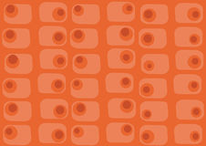 вектор красного цвета прямоугольника картины искусства Стоковое Изображение RF
