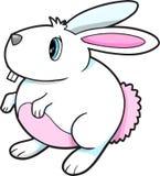вектор кролика пасхи зайчика иллюстрация штока