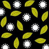 вектор листьев цветков бесплатная иллюстрация
