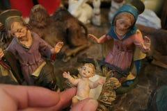 вектор места рождества иллюстрации рождества Стоковая Фотография