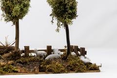 вектор места рождества иллюстрации рождества стоковая фотография rf