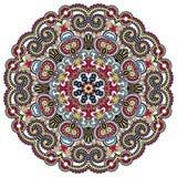 вектор орнамента иллюстрации eps 8 кругов Стоковые Изображения RF