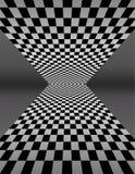 вектор перспективы иллюстрации контролера доски Стоковые Фотографии RF