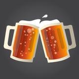 Вектор пива Стоковое Фото