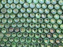 вектор померанца иллюстрации бутылки пива предпосылки Стоковая Фотография