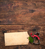 вектор померанца меню иллюстрации праздника вилки рождества анисовки Стоковые Изображения