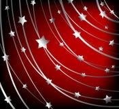 вектор предпосылки звёздный Стоковые Фотографии RF