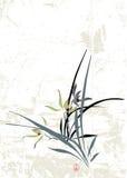 вектор предпосылки флористический Стоковые Фото