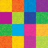 вектор предпосылки цветастый Стоковые Фотографии RF