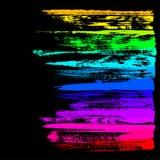 вектор предпосылки цветастый Стоковая Фотография RF