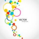 вектор предпосылки Иллюстрация вектора