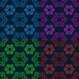 вектор предпосылки безшовный Стоковая Фотография RF