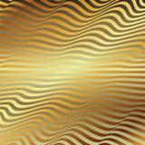Вектор предпосылки волны Стоковая Фотография RF