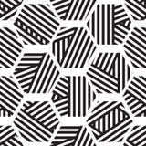вектор предпосылки геометрический безшовный Стоковая Фотография RF