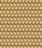 Вектор плетеное Placemat безшовное Стоковое Изображение
