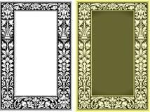 вектор рамки Стоковые Фотографии RF