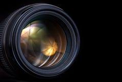 вектор радуги объектива иллюстрации влияния eps10 камеры Стоковое Фото