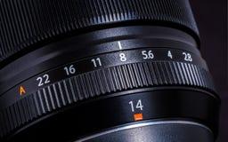 вектор радуги объектива иллюстрации влияния eps10 камеры Стоковые Изображения