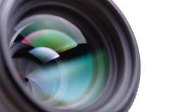 вектор радуги объектива иллюстрации влияния eps10 камеры стоковое изображение
