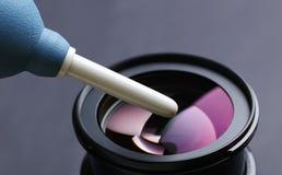 вектор радуги объектива иллюстрации влияния eps10 камеры стоковое фото rf