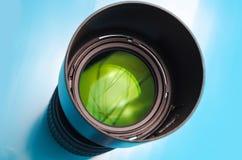 вектор радуги объектива иллюстрации влияния eps10 камеры Стоковая Фотография RF