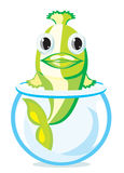 вектор рыб Стоковые Фото