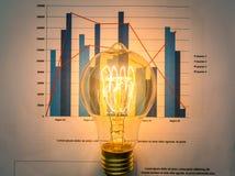 вектор света иллюстрации идеи принципиальной схемы шарика Стоковые Изображения RF