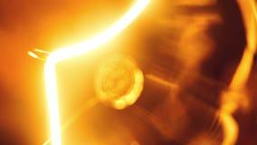 вектор света иллюстрации идеи принципиальной схемы шарика видеоматериал