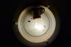 вектор света иллюстрации идеи принципиальной схемы шарика Стоковая Фотография RF
