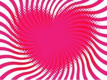 вектор сердца предпосылки Стоковое Фото