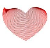 вектор сердца Бесплатная Иллюстрация
