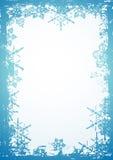 вектор снежинки Стоковое Изображение