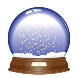 вектор снежка Стоковое фото RF