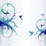 вектор состава флористический бесплатная иллюстрация