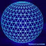 вектор сферы абстрактной конструкции elemeny Стоковые Изображения RF