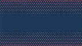вектор текста космоса логоса иллюстрации halftone предпосылки Стоковые Фото