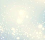 вектор текста v 8 абстрактный дополнительный снежинок места формы eps рождества предпосылки Стоковые Фотографии RF