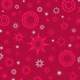 вектор текстуры звезд Стоковое фото RF