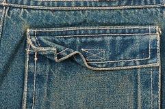 вектор текстуры иллюстрации джинсовой ткани предпосылки Стоковые Фото