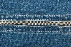 вектор текстуры иллюстрации джинсовой ткани предпосылки Стоковая Фотография