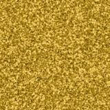 Вектор текстуры яркого блеска золота Стоковое Изображение RF