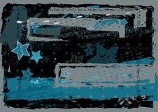 вектор темноты предпосылки Стоковое Изображение RF