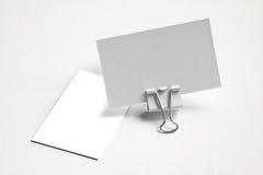 вектор типа логоса иллюстрации визитных карточек corporative Стоковые Фото