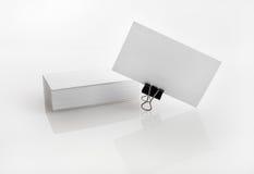 вектор типа логоса иллюстрации визитных карточек corporative Стоковая Фотография RF