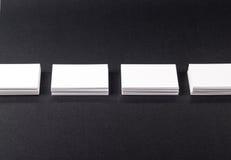 вектор типа логоса иллюстрации визитных карточек corporative Стоковые Изображения RF