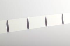 вектор типа логоса иллюстрации визитных карточек corporative Стоковое фото RF