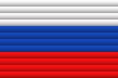 вектор типа России имеющегося флага стеклянный также вектор иллюстрации притяжки corel иллюстрация вектора